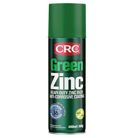 CRC GREEN  ZINC 400ML