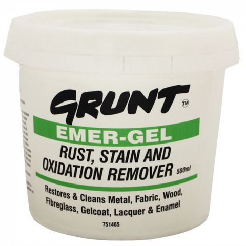 GRUNT EMERGEL RUST/STAIN REMOVER 1 LITRE