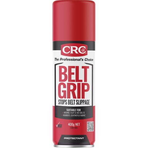 CRC BELT GRIP 400GM.