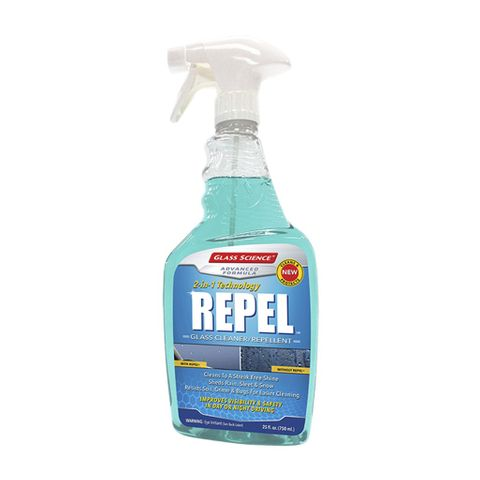 GLASS SCIENCE REPEL GLASS CLEANER 740ML