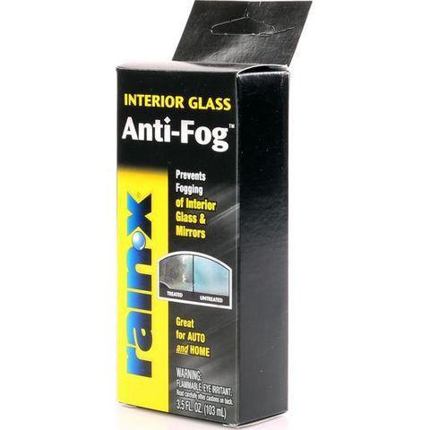 RAINX INTERIOR ANTI-FOG 103ML
