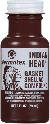 PERMATEX GASKET SHELLAC 59ML