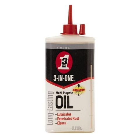 3 IN ONE OIL 88.7ML DRIP CAN 3N1