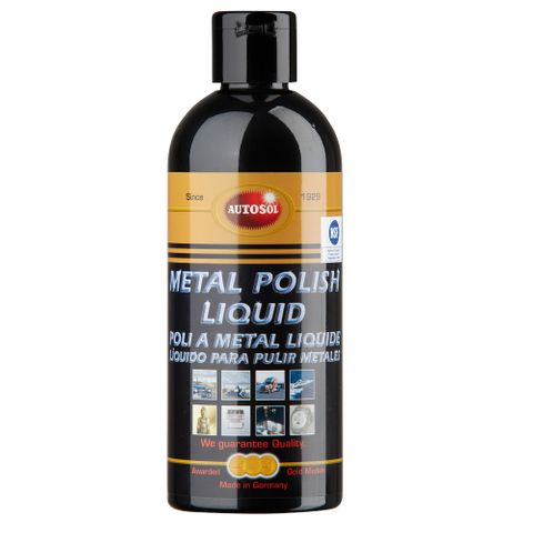 AUTOSOL METAL POLISH 250ML BOTTLE LIQUID