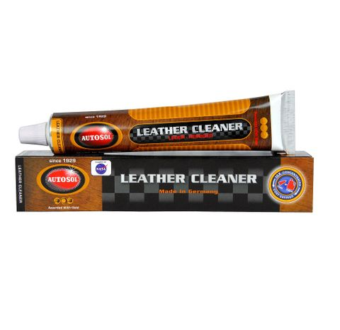 AUTOSOL LEATHER CLEANER 100GMS TUBE