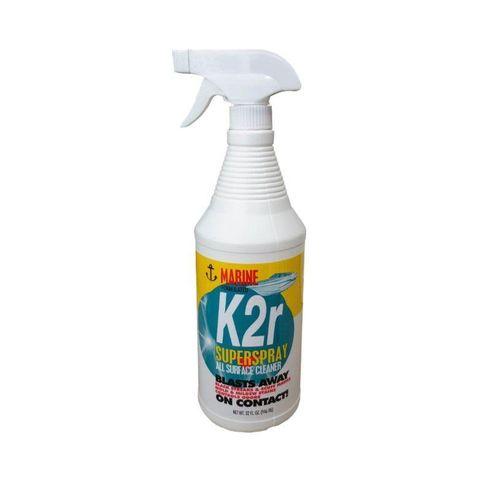 K2R SUPERSPRAY ALL SURFACE CLEANER 946ML TRIGGER