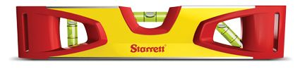 STARRETT MAGNETIC TORPEDO LEVEL 225MM