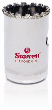 STARRETT D0078 DIAMOND GRIT HOLESAW 22MM