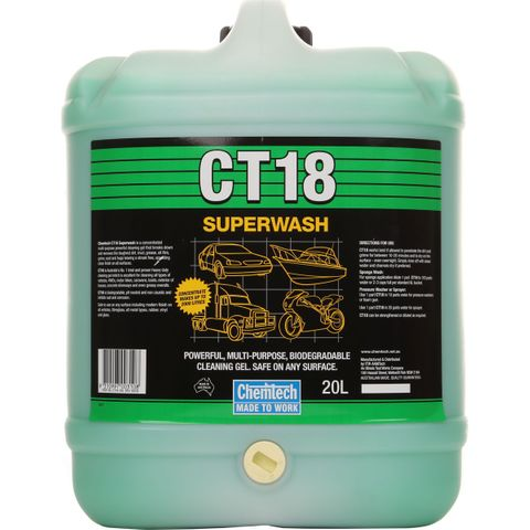 CHEMTECH CT18 SUPERWASH 20L