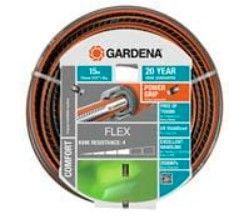 GARDENA COMFORT FLEX HOSE 13 X 15M