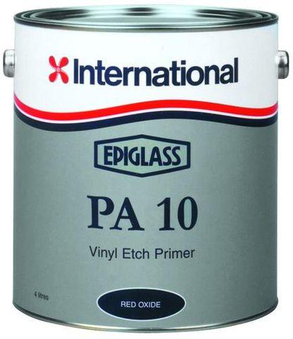 PA10 PRIMER    RED 4LTR TIN