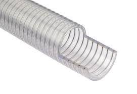 SPRINGFLEX NON TOXIC PVC HOSE 10MM