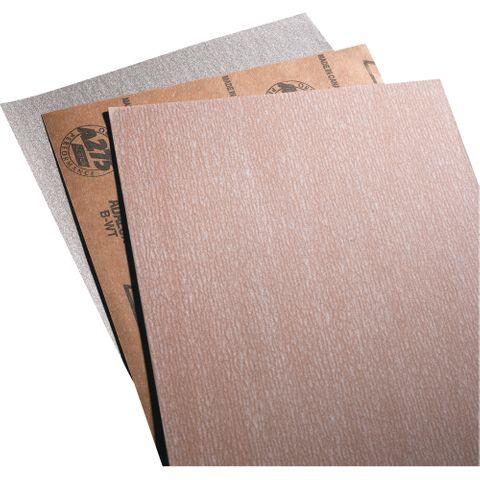 NORTON A275 DRY SAND PAPER SHEET  80G 66261131634