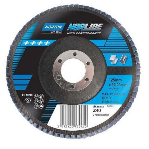 NORLINE FLAP DISC 115X22  60G     77696088180