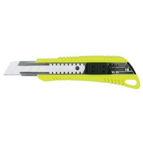 STERLING SNAP BLADE KNIFE 18MM PL/AL