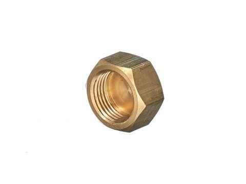 BRASS CAP 1/8 BSP