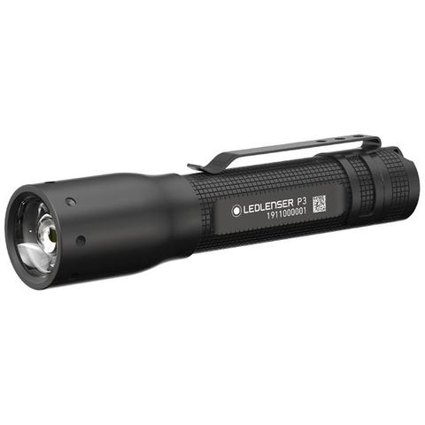 LED LENSER P3 AFS TORCH AAA 500882