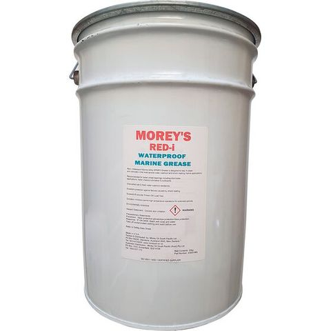 MOREYS RED-I GREASE 18KG  [PAIL]