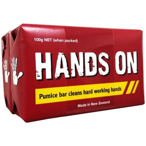 HANDS ON BAR SOAP 100GMS TWIN PACK