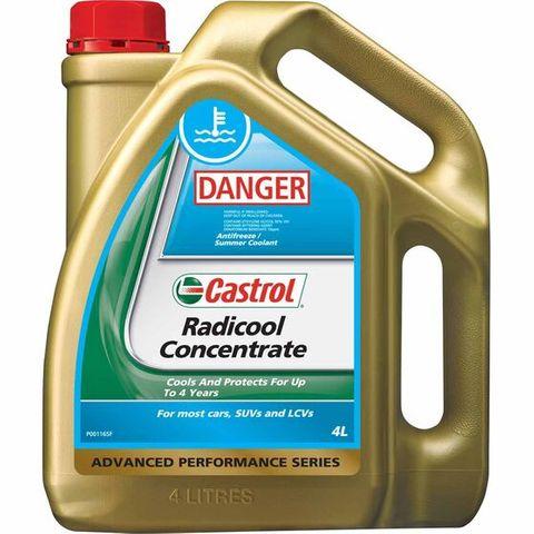 CASTROL AFAB RADICOOL CONCENTRATE 4L
