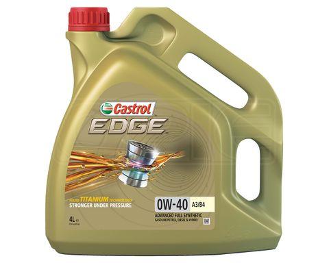 CASTROL EDGE SPORT 0W40  5 LITRES