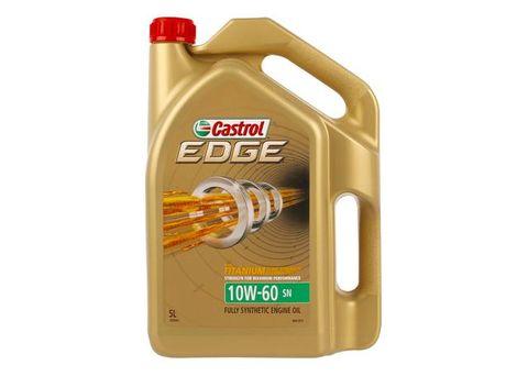 CASTROL EDGE 10W60 FULL SYN  5L   3412396