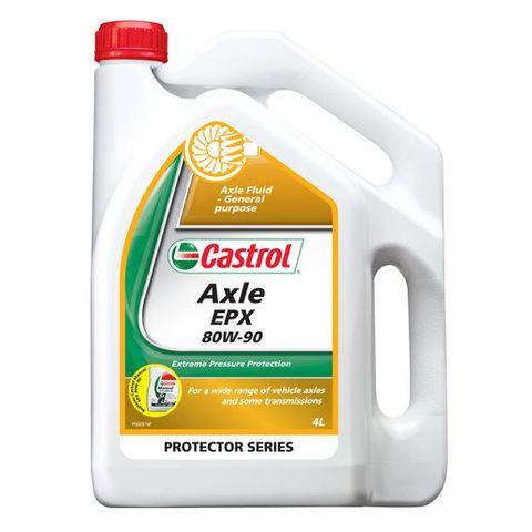 CASTROL AXLE EPX 80W90 4L