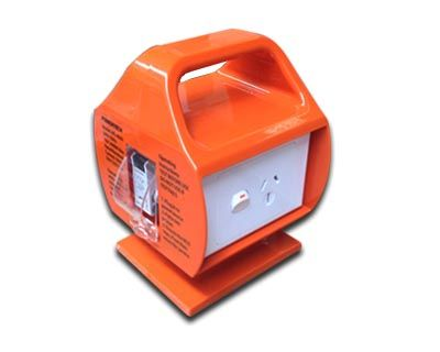 POWERTECH PORTABLE RCD 10A IN / 15A OUT