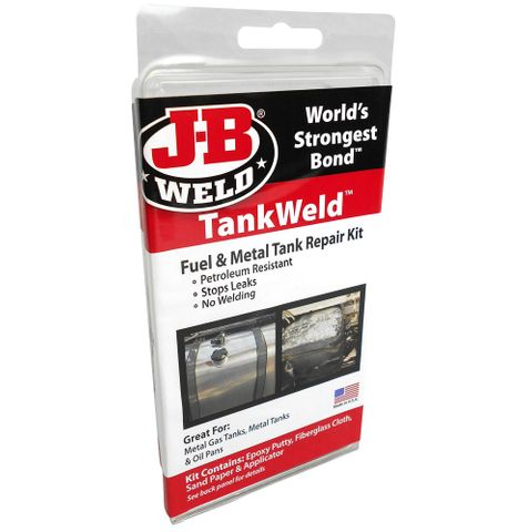J-B TANKWELD FUEL & METAL TANK REPAIR KIT