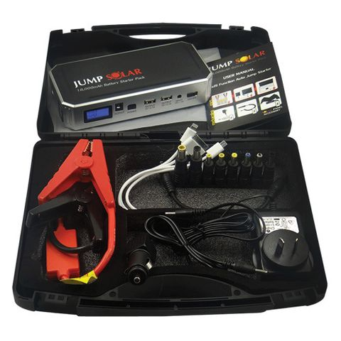 JUMP SOLAR RC JUMP START 800A - WITHOUT SOLAR PANEL