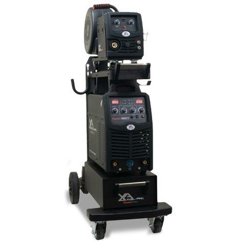 XCELARC MIG350SWF RAZORWELD DC MIG/TIG/ARC WELDER