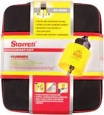 STARRETT 14PC QC HOLESAW SET16-76MM
