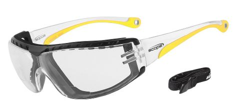 SCOPE SUPER MAXVUE CLEAR YELLOW 2.5 DIOPTER