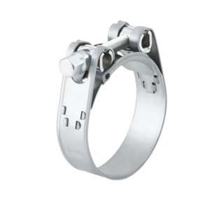 NORMA GBS BOLT CLAMP S/S W4 23-25MM