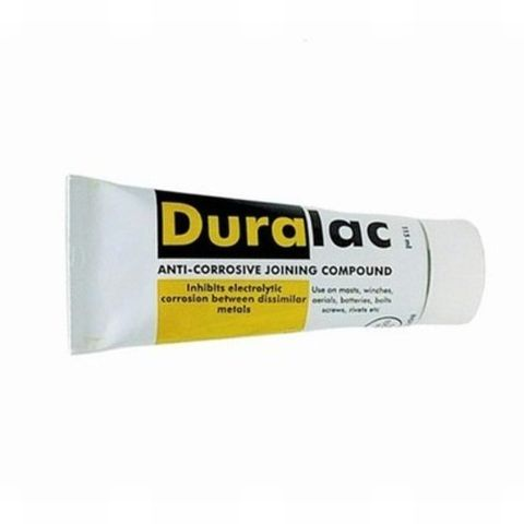 DURALAC BARRIER & ANTI-CORROSSION COMPOUND 115ML TUBE