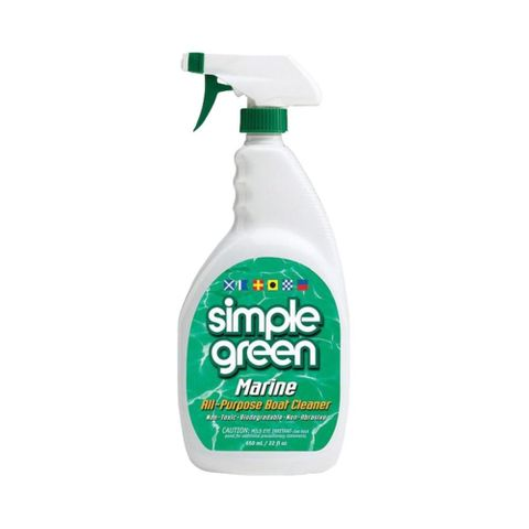 SIMPLE GREEN MARINE ALL-PURPOSE BOAT CLEANER 650ML TRIGGER