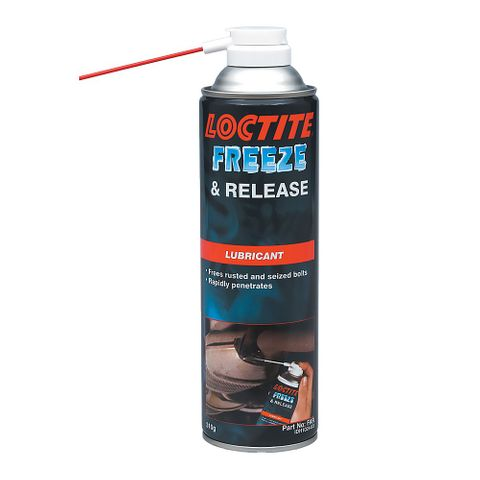 LOCTITE FREEZE & RELEASE SPRAY 310G