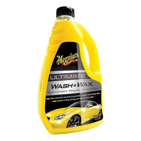 MEGUIARS ULTIMATE WASH & WAX 1.4L
