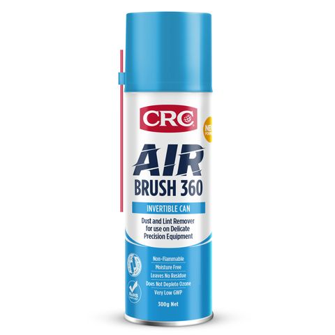 CRC AIRBRUSH 360 300G  NON-FLAMMABLE