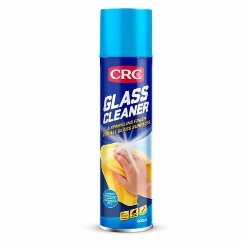 CRC GLASS CLEANER 500ML