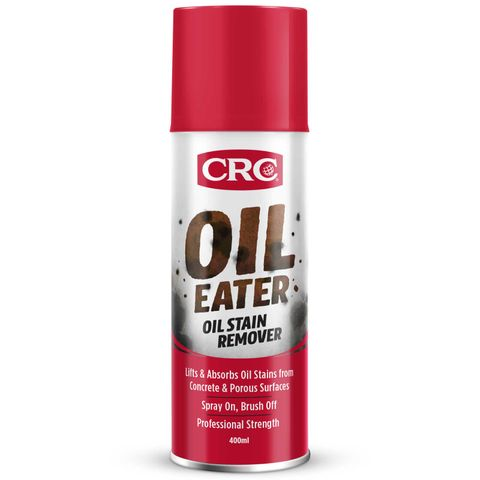 CRC OIL EATER STAIN REMOVER 400ML