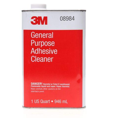 3M GP ADHESIVE CLEANER 946ML TIN