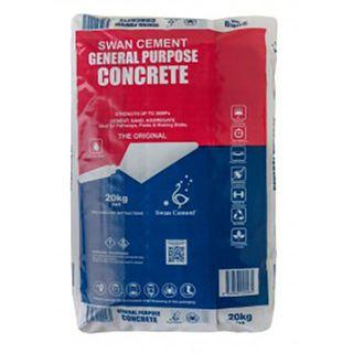 Cockburn Cement - Swan Concrete 20kg Bag