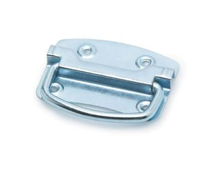 100mm Chest Handle Zinc Plated