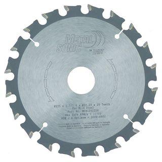115 x 22.23 x 20T Dart Metal Sonic Blade