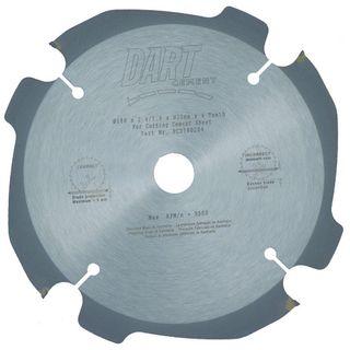 125mm x 20mm x 4TH Poly Crystaline Diamond Blade