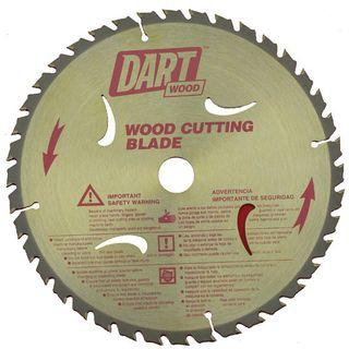 235mm x 25mm x 40T ATB Fine Cut Wood Thin Kerf