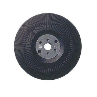115 Backing pad (ST358A) Fibre discs/Ribbed