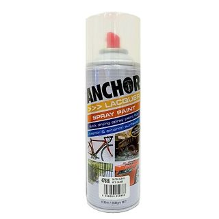 Touch Up Paint Satin Clear 40% Gloss 300 GRAM CAN