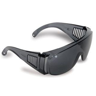 Visitors Safety Glasses (Smoke)